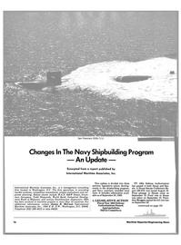 Maritime Reporter Magazine, page 14,  Nov 15, 1983 International Maritime Associates Inc.