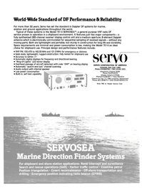 Maritime Reporter Magazine, page 2nd Cover,  Nov 15, 1983 ground applications