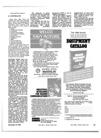 Maritime Reporter Magazine, page 21,  Nov 15, 1983