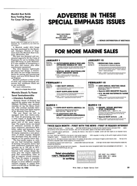 Maritime Reporter Magazine, page 23,  Nov 15, 1983