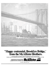 Maritime Reporter Magazine, page 1,  Nov 15, 1983 McAllister Brothers Inc.
