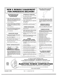 Maritime Reporter Magazine, page 41,  Nov 15, 1983 United States