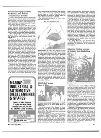 Maritime Reporter Magazine, page 47,  Nov 15, 1983