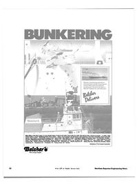 Maritime Reporter Magazine, page 54,  Nov 15, 1983 East Coast