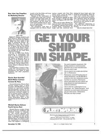 Maritime Reporter Magazine, page 5,  Nov 15, 1983 California