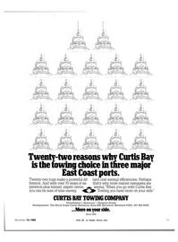 Maritime Reporter Magazine, page 9,  Dec 15, 1983