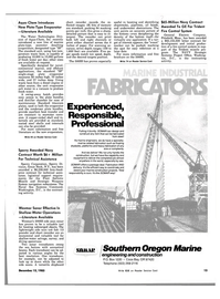 Maritime Reporter Magazine, page 11,  Dec 15, 1983 Massachusetts