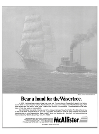 Maritime Reporter Magazine, page 1,  Dec 15, 1983 c/o National Maritime Historical Society