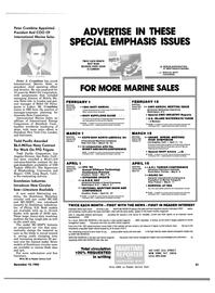 Maritime Reporter Magazine, page 49,  Dec 15, 1983