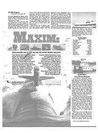 Maritime Reporter Magazine, page 18,  Jan 1984