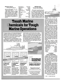 Maritime Reporter Magazine, page 20,  Jan 1984