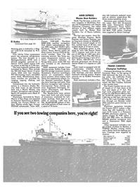 Maritime Reporter Magazine, page 22,  Jan 1984
