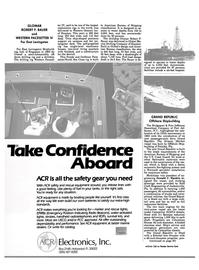 Maritime Reporter Magazine, page 28,  Jan 1984
