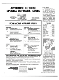 Maritime Reporter Magazine, page 30,  Jan 1984 New York