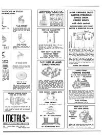 Maritime Reporter Magazine, page 33,  Jan 1984