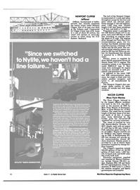 Maritime Reporter Magazine, page 40,  Jan 1984