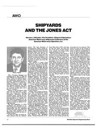 Maritime Reporter Magazine, page 44,  Jan 1984