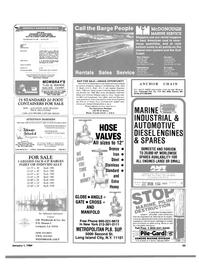 Maritime Reporter Magazine, page 55,  Jan 1984