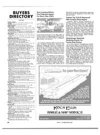 Maritime Reporter Magazine, page 60,  Jan 1984