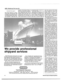 Maritime Reporter Magazine, page 6,  Jan 1984 Department of Transportation