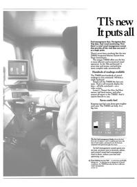 Maritime Reporter Magazine, page 22,  Jan 15, 1984 TI8000