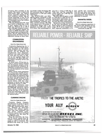 Maritime Reporter Magazine, page 27,  Jan 15, 1984 improved oil atomiz