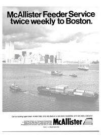 Maritime Reporter Magazine, page 1,  Jan 15, 1984 New York