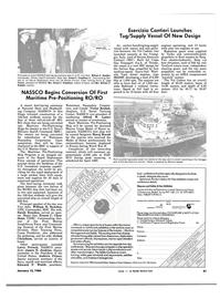 Maritime Reporter Magazine, page 39,  Jan 15, 1984 Sarah Rowden