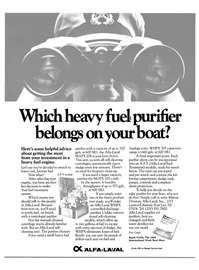 Maritime Reporter Magazine, page 3rd Cover,  Jan 15, 1984