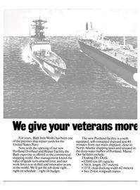 Maritime Reporter Magazine, page 6,  Jan 15, 1984 United States Navy