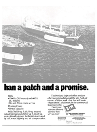 Maritime Reporter Magazine, page 7,  Jan 15, 1984 air transportation