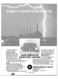 Maritime Reporter Magazine, page 4th Cover,  Apr 1984