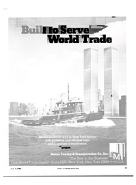 Maritime Reporter Magazine, page 9,  Apr 1984 H World Trade