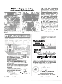 Maritime Reporter Magazine, page 11,  Apr 1984