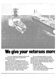 Maritime Reporter Magazine, page 14,  Apr 1984 United States Navy