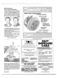 Maritime Reporter Magazine, page 17,  Apr 1984 New Jersey