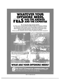 Maritime Reporter Magazine, page 2nd Cover,  Apr 1984