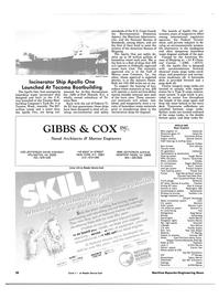 Maritime Reporter Magazine, page 18,  Apr 1984