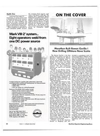 Maritime Reporter Magazine, page 20,  Apr 1984