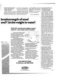 Maritime Reporter Magazine, page 23,  Apr 1984