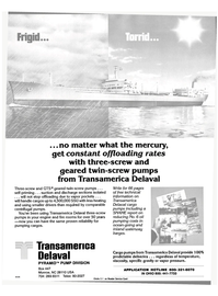 Maritime Reporter Magazine, page 24,  Apr 1984 GTS
