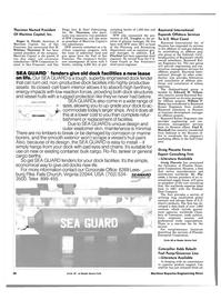 Maritime Reporter Magazine, page 28,  Apr 1984