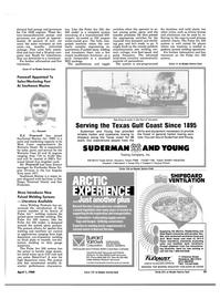 Maritime Reporter Magazine, page 29,  Apr 1984