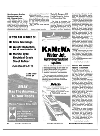 Maritime Reporter Magazine, page 30,  Apr 1984