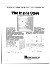 Maritime Reporter Magazine, page 31,  Apr 1984