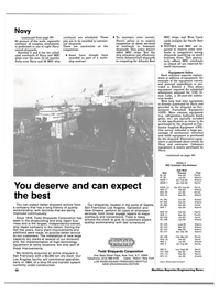 Maritime Reporter Magazine, page 36,  Apr 1984 ship-repair services