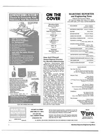 Maritime Reporter Magazine, page 2,  Apr 1984