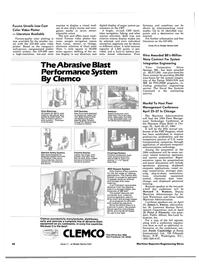 Maritime Reporter Magazine, page 40,  Apr 1984 D.C.