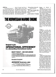 Maritime Reporter Magazine, page 48,  Apr 1984 Louisiana