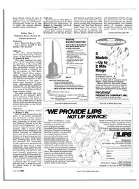 Maritime Reporter Magazine, page 49,  Apr 1984